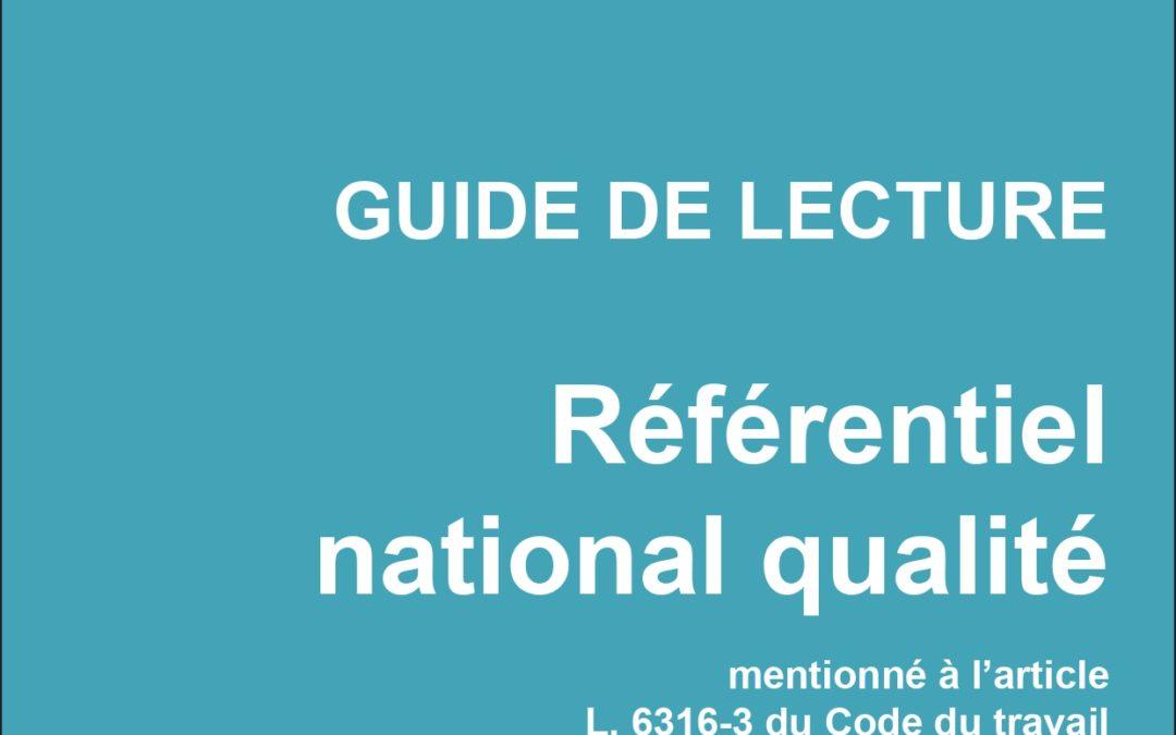 Newsletter autour de la certification Qualité de notre OF !