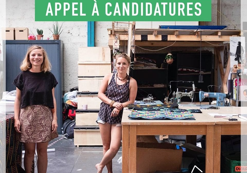 Appel à candidature – Halles du Faubourg