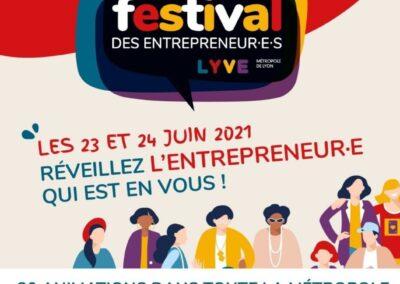 Festival LYVE journée à Graines de SOL 24 juin 2021